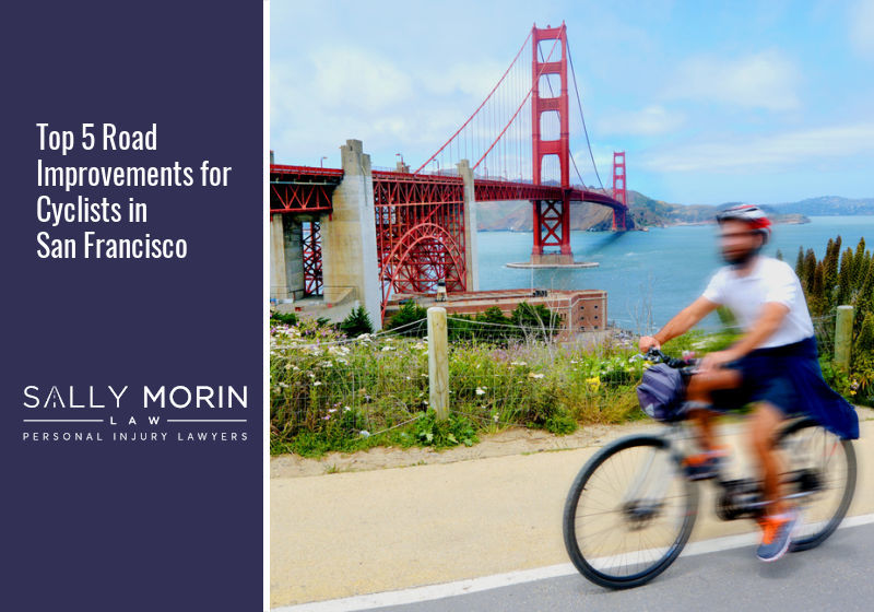 Call Sally Morin Personal Injury Lawyers at 833-SALLY-SF about a bicycle accident in San Francisco.