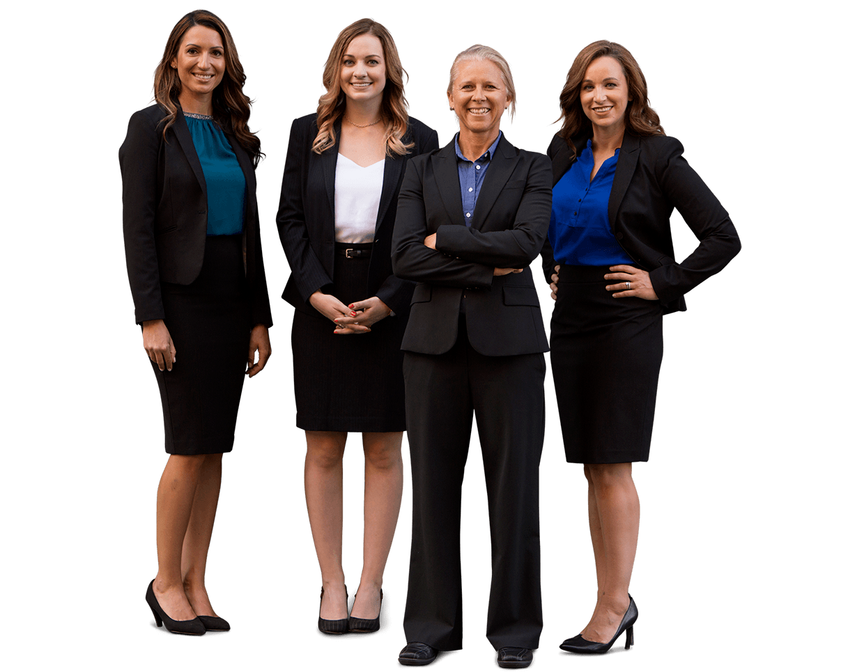 Personal Injury Legal Team from Sally Morin Law