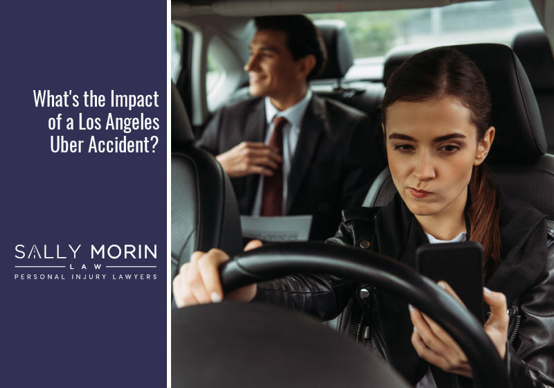 Call Sally Morin Personal Injury Lawyers at 833-SALLY-LA about an LA Uber accident.