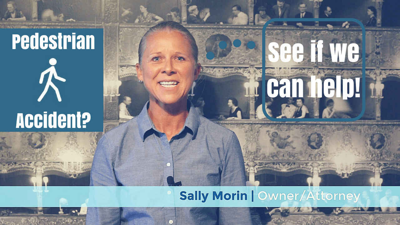 Car Accident Lawyer, Sally Morin