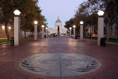 Civic Center / UN Plaza, San Francisco