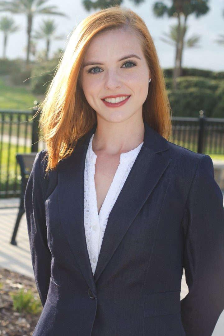Amber Rains, Legal Assisant - Sally Morin Personal Injury