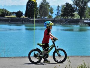 Child bicycle accident Foster City