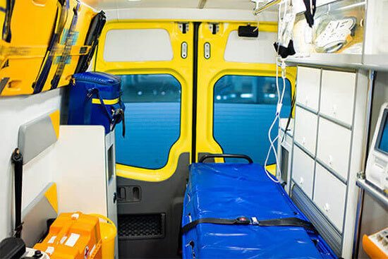 San Francisco Ambulance Companies recommended by Personal Injury Lawyer