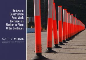Construction Road Work Increases as Shelter-in-Place Order Continues