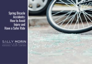 Spring Bicycle Accidents: How to Avoid Injury and Have a Safer Ride