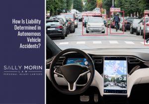 Determining Autonomous Vehicle Accident Liability