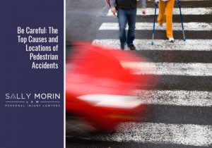 Be Careful: The Top Causes and Locations of Pedestrian Accidents