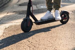 Electric Scooters: Rules of The Road