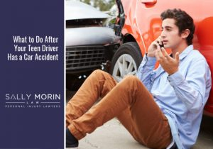 What to Do After Your Teen Driver Has a Car Accident