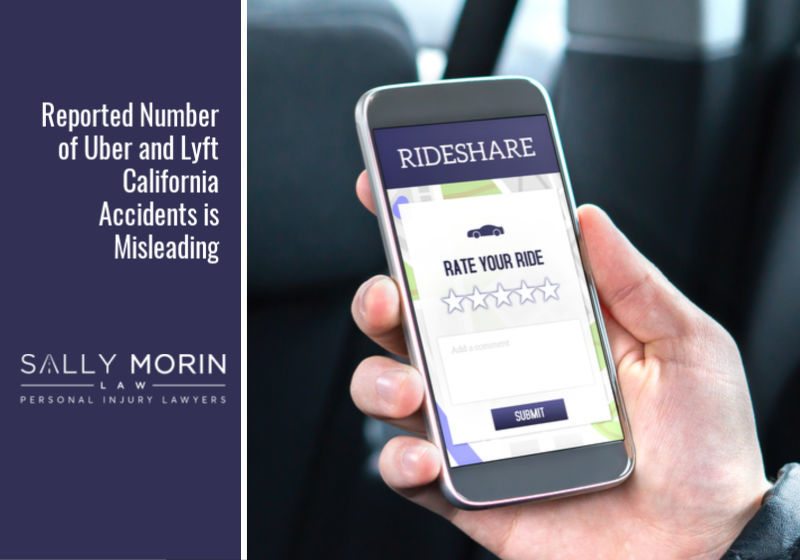 Reported Number of Uber and Lyft California Accidents is Misleading