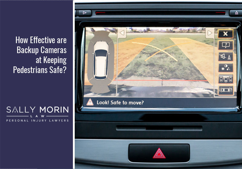How Effective are Backup Cameras at Keeping Pedestrians Safe