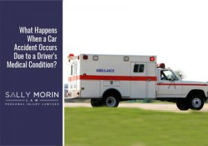 What Happens When a Car Accident Occurs Due to a Driver's Medical Condition