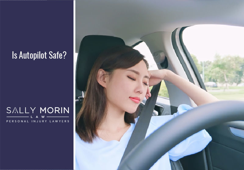 Safety and Autopilot in Car Accidents | Sally Morin Law
