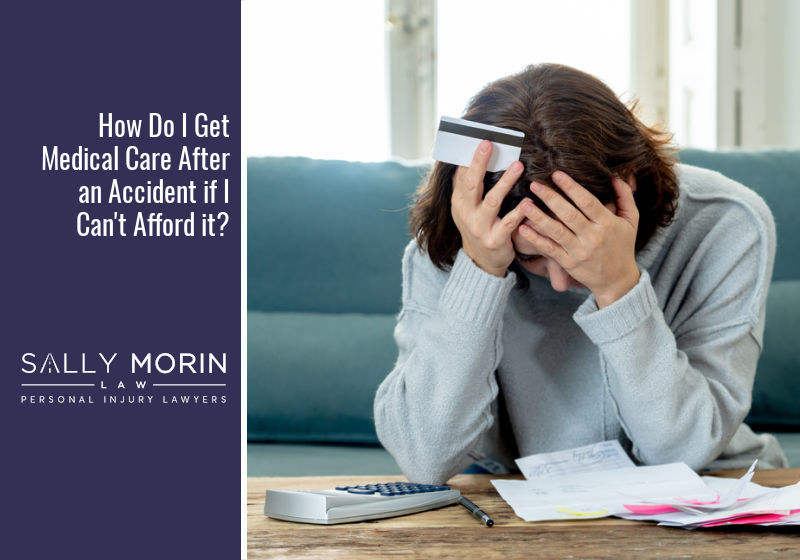 Paying for Medical Care After an Accident