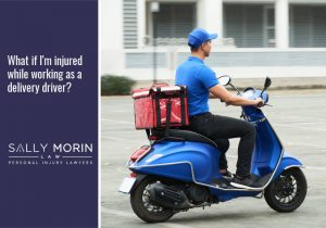 What if I'm Injured While Working as a Delivery Driver?