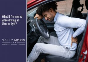 What if I'm Injured While Driving an Uber or Lyft