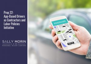 Prop 22: App-Based Drivers as Contractors and Labor Policies Initiative