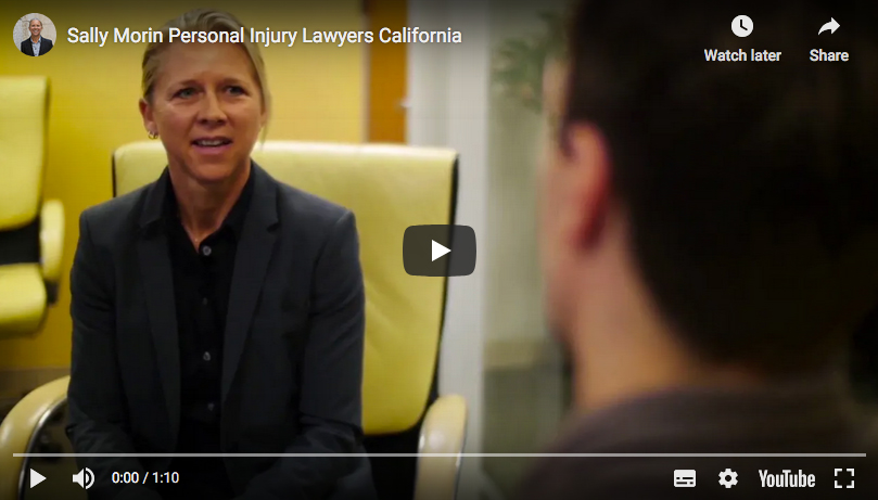 Sally Morin Law - Personal Injury Lawyers California
