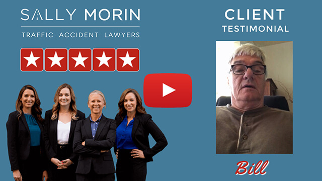 Sally Morin Law - Testimonial from client Bill