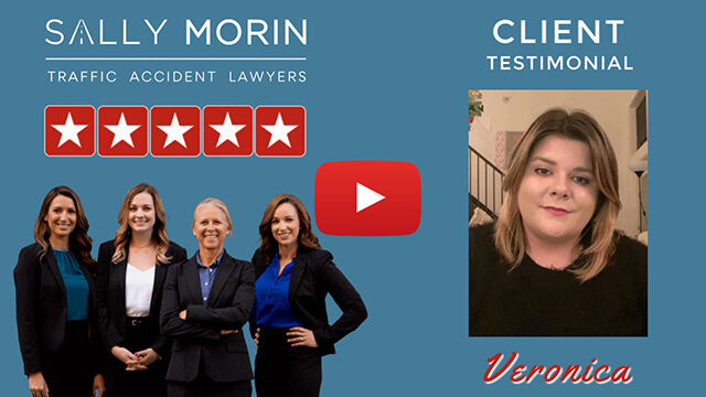 Sally Morin Law - Testimonial from client Veronica