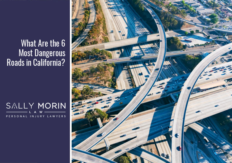 What are the 6 Most Dangerous Roads in California