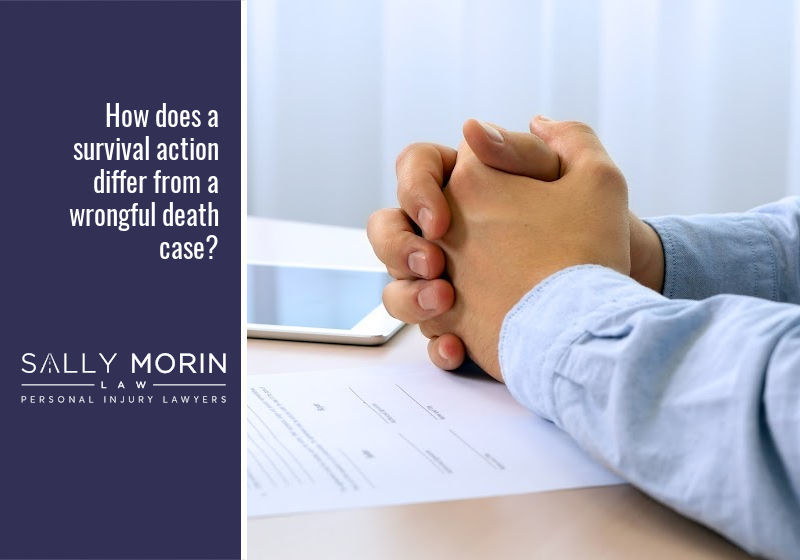 How Does a Survival Action Differ From a Wrongful Death Case?