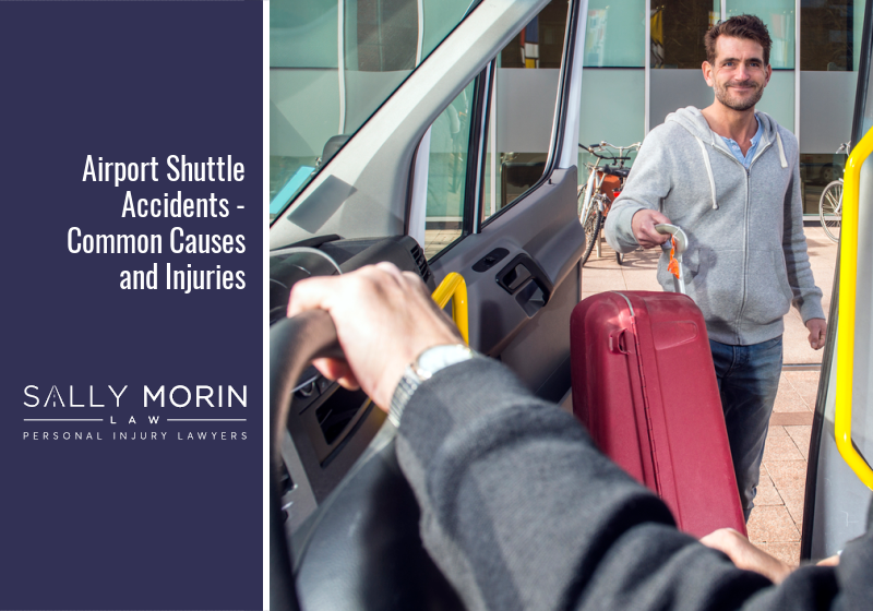 airport shuttle accident
